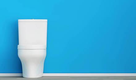 vaske toalett
