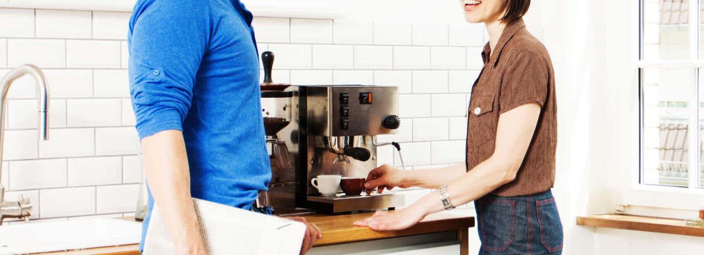 Rense kaffetrakter