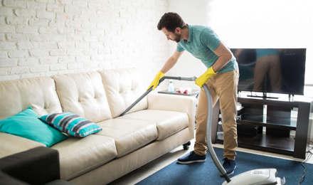 Hvordan rense sofa hjemme