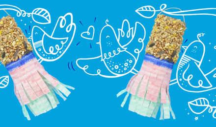fabriquer mangeoire oiseaux