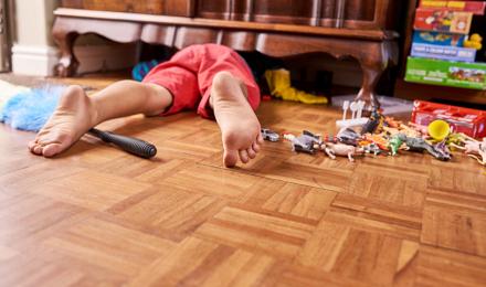 Comment organiser une chasse au trésor à la maison pour les enfants