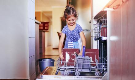 kuinka puhdistaa astianpesukone