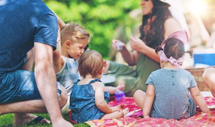 piknik ideoita