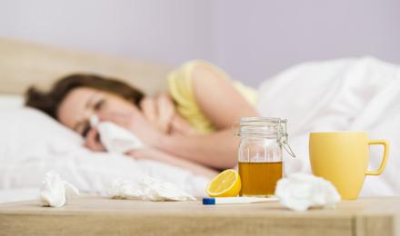 flunssan hoito luonnonmukaisesti