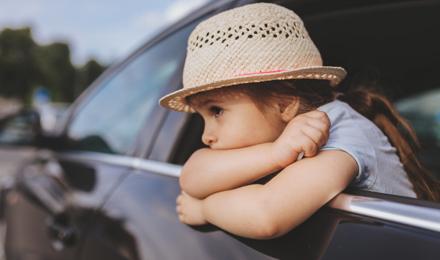 Mal Des Transports Enfants
