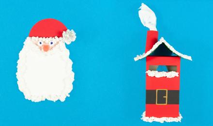 Comment faire une lettre au Père Noël ? 2 idées créatives