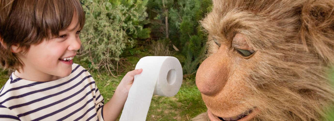 Qu'est-ce que le papier toilette sans tube ?