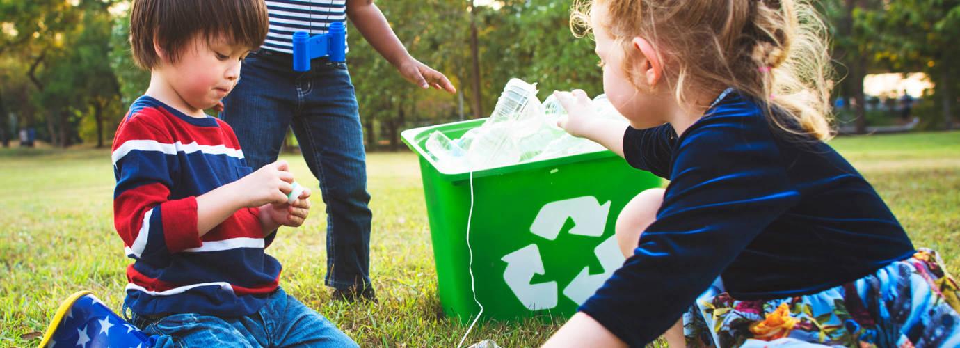 Réduire, remplacer et recycler nos emballages
