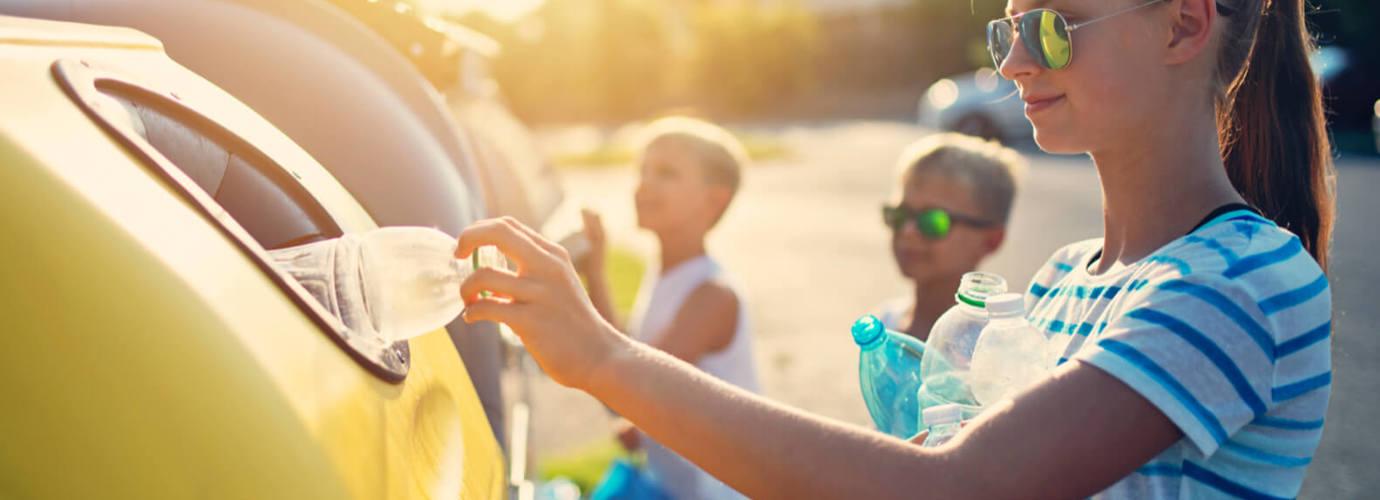 2 idées de recyclage des bouteilles en plastique