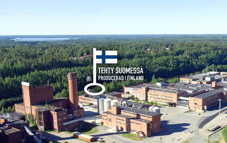 Avainlippu-merkki osoittaa arvostuksemme suomalaista työtä kohtaan
