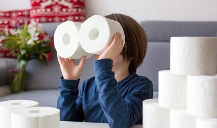 fabrication rouleau papier toilette