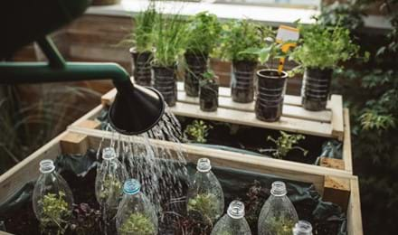 réduire réutiliser recycler