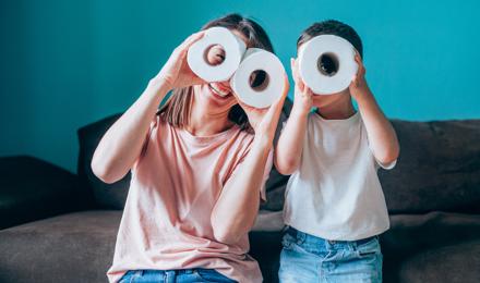 Comment utiliser du papier toilettepour une hygiène optimale?